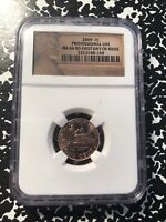 2009 U.S. LINCOLN CENT PENNY NGC MS66 RED LOTG564 'PROFESSIONAL LIFE'