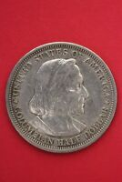 1893 COLUMBIAN EXPOSITION HALF DOLLAR EXACT COIN SHOWN FLAT RATE SHIPPING OCE369