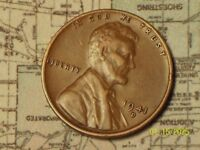 1941-D  @  LINCOLN WHEAT CENT   FROM OLD ROLL