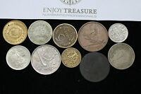 WORLD COINS USEFUL LOT A63 ZI9