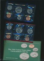 MINT SET   1993   CHOICE AS ISSUED BY THE MINT BB   BEST EBAY PRICE