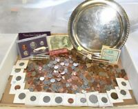 HUGE JUNK LOT APPROX. 5 LBS 2 OZ COIN COLLECTION