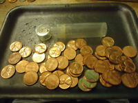 1961 D ROLL OF CENTS    UNC   BU      >>COMBINED SHIPPING<<