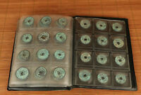 CHINA RARE 120 PIECE CHINESE MING DYNASTY BRONZE COIN STATUE