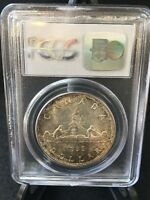 1936   PCGS GRADED CANADIAN SILVER DOLLAR   MS 64
