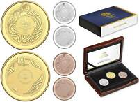 2018 3 COIN PROOF SET   GOLD COAST 2018 COMMONWEALTH GAMES
