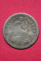 CULL 1856 O SEATED LIBERTY HALF DIME EXACT COIN SHOWN FLAT RATE SHIPPING OCE 153