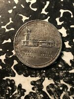 1915 MUHLING 1 HELLER GERMANY NOTGELD TOKEN LOTN385 P.O.W. CAMP ISSUE