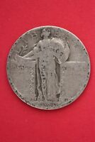 1929 S STANDING LIBERTY QUARTER EXACT COIN PICTURED FLAT RATE SHIPPING OCE016