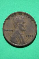 1909 VDB LINCOLN WHEAT CENT PENNY EXACT COIN PICTURED FLAT RATE SHIPPING OCE104