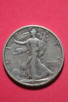 1935 P WALKING LIBERTY HALF DOLLAR EXACT COIN PICTURED FLAT RATE SHIPPING OCE140