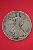 1917 P WALKING LIBERTY HALF DOLLAR EXACT COIN PICTURED FLAT RATE SHIPPING OCE142