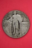 1929 P STANDING LIBERTY QUARTER EXACT COIN PICTURED FLAT RATE SHIPPING OCE063
