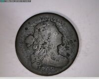1802 LARGE CENT DRAPED BUST  33-102