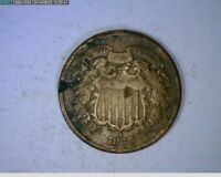 1869 TWO CENT PIECE   42-79