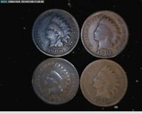 1900 TO 1908 INDIAN HEAD CENTS   9-32