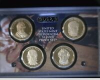 2009-S PRESIDENTIAL PROOF DOLLARS NO BOX OR COA