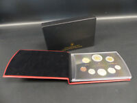 2006 CANADA STERLING SILVER PROOF COIN SET