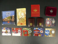 1970 2009 CANADA MINT SET COLLECTION OF 12