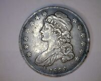 1836 CAPPED BUST HALF DOLLAR   23-70