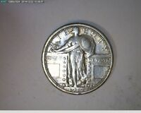 1917 TYPE I STANDING LIBERTY QUARTER   74-97