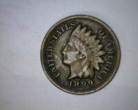 1899 1901 1903 INDIAN HEAD CENTS   10,11,19-70