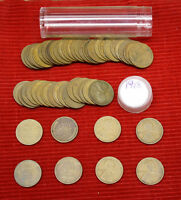 1918 LINCOLN WHEAT CENTS -  1 CIRCULATED ROLL