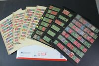 CKSTAMPS : LARGE UNCHECKED MINT & USED US WASHINGTON FRANKLIN STAMPS COLLECTION