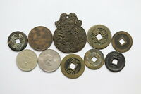 CHINA MANY OLD COINS LOT B11 XH34