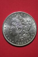 1904 O UNCIRCULATED VAM 4B RUSTY FISH HOOK R6 MORGAN SILVER DOLLAR OCE191