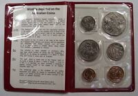 1983 SIX  6  COIN AUSTRALIA MINT SET KM MS16 SCARCE