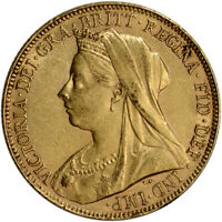GREAT BRITAIN GOLD SOVEREIGN  .2354 OZ    VICTORIA MATRON   AVG CIRC RANDOM DATE