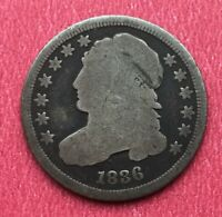1836 CAPPED BUST DIME  --  MAKE US AN OFFER