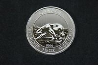 2013 CANADA SILVER MAPLE 1 1/2 OZ .9999 POLAR BEAR $8 DOLLAR