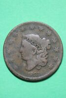 1831 CORONET HEAD LARGE CENT EXACT COIN PICTURED FLAT RATE SHIPPING OCE120