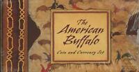 2001 THE AMERICAN BUFFALO COIN & CURRENCY SET SEALED LOW MIN