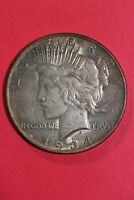 1934 D VAM 3 R4 DOUBLED OBVERSE PEACE SILVER DOLLAR FLAT RATE SHIPPING OCE 273