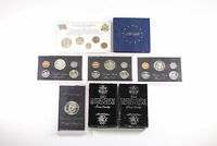 8X 1964   1984 US MINT & PROOF COIN SETS INC SILVER  D6 1138