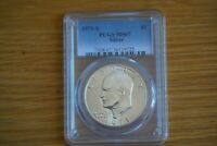 1971-S SILVER EISENHOWER PCGS MINT STATE 67 IKE