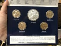 2016 UNITED STATED MINT ANNUAL UNCIRCULATED DOLLAR COIN SET