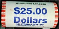2010 ABRAHAM LINCOLN HEAD/TAILS PRESIDENTIAL $1 U.S. MINT ROLL