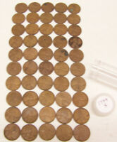 1949 S LINCOLN WHEAT CENTS -  1 CIRCULATED ROLL
