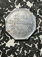 UNDATED BERWANGEN GERMANY TOKEN LOTN319 LANDL. KREDITVEREIN