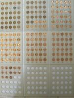 COMPLETE SET 1941 2021 PDS LINCOLN WHEAT & MEMORIAL PENNIES SET G BU 192 COINS