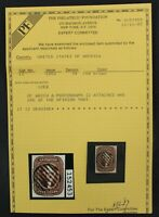 CKSTAMPS: US STAMPS COLLECTION SCOTT12 5C JEFFERSON USED WIT
