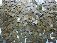 LOT OF 850  WHEAT PENNIES MIXED &  BAG OF LINCOLN WHEAT CENT