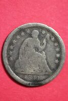 1841 O SEATED HALF DIME SILVER COIN EXACT COIN SHOWN COMBINED SHOPPING OCE 31