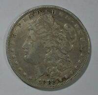 1882 MORGAN SILVER DOLLAR H3.7