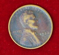 1922 NO D LINCOLN PENNY
