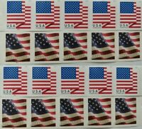 20 USPS FLAG FIRST CLASS POSTAGE FOREVER STAMPS STAMP DESIGN MAY VARY